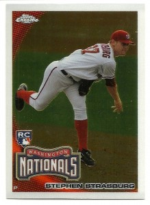Stephen Strasburg Rookie Card