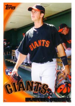 Buster Posey Rookie Card