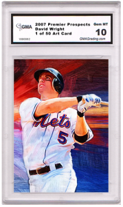 David Wright Rookie Card