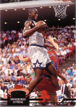 shaquille-oneal-rookie-card