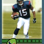 Andre Johnson Rookie Card