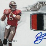 Josh Freeman Rookie Card