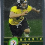 Troy Polamalu Rookie Card