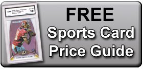 sports card price guide