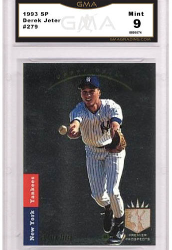 Derek Jeter Rookie Cards Best Cards To Buy