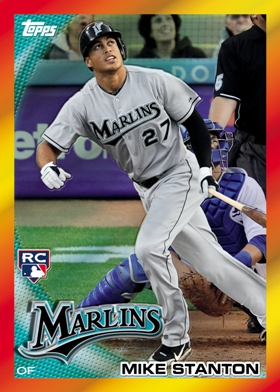 Top Prospect Mike Stanton Rookie Cards