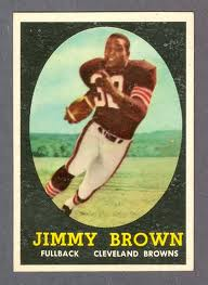 Best Jim Brown Football Cards And Autographs