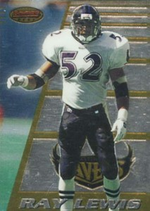 Best Ray Lewis Rookie Cards – GMA Grading, Sports Card Grading