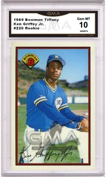 366b4d226a Best Ken Griffey Jr. Rookie Cards of All-Time