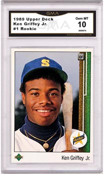 1d0f45765a Best Ken Griffey Jr. Rookie Cards of All-Time