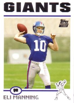 Top 5 Eli Manning Rookie Cards To Buy