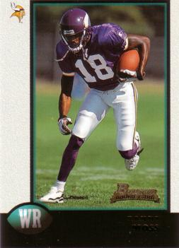 Top 3 Randy Moss Rookie Cards