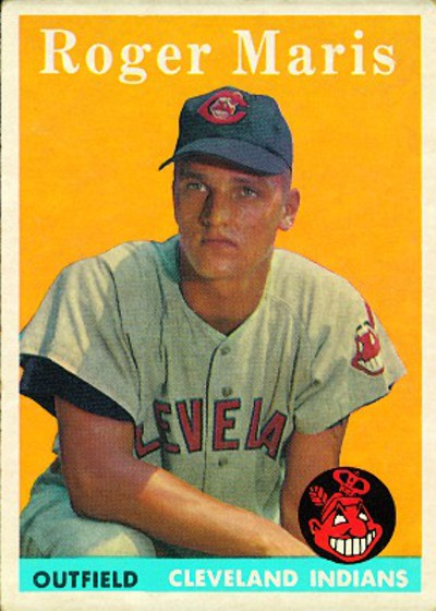Roger Maris Baseball Cards Best Of All Time