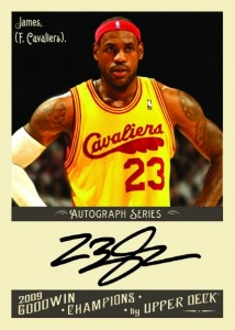 sale retailer d08c5 d4ddb Buying Lebron James Autographs - What to Look for