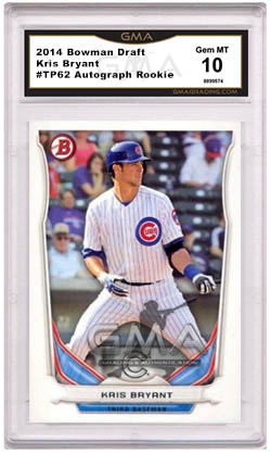 Must Have Kris Bryant Rookie Cards To Buy