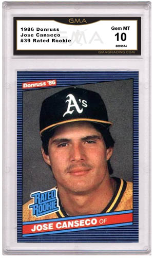 Jose Canseco Rookie Card Buying Guide